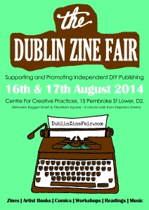 Dublin Zine Fair