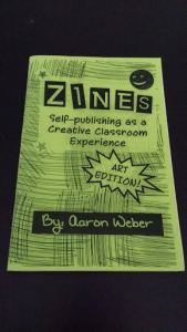 zines in the classroom