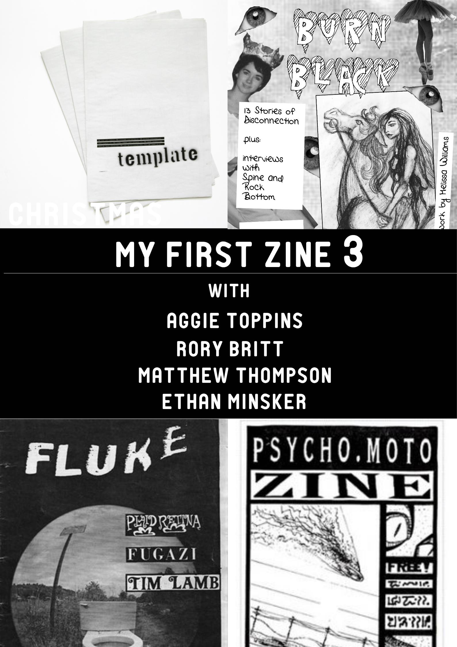 My First Zine 3 – Zine Nation